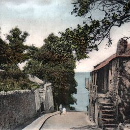 Beach Road - Newquay - 1900s