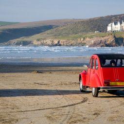 Beach Car Park