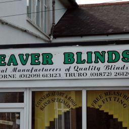Beaver Blinds - Camborne