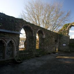 St Thomas a' Becket Chapel - Bodmin