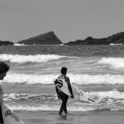 Fistral Surf Competition
