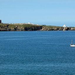 Fishing Boat - Towan Head - Newquay