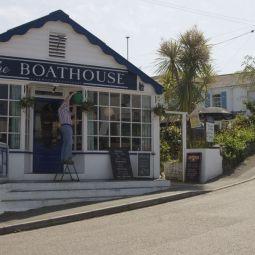 The Boathouse - Portscatho