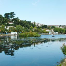 Newquay Boating Lake