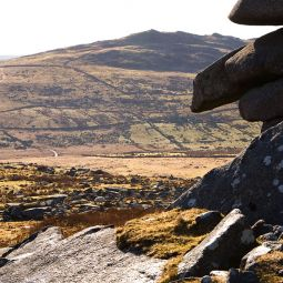 Brown Willy from Roughtor