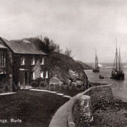 Efford Cottage, Bude - Late 1800s