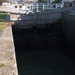 Bude Canal - Sea Lock