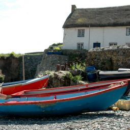 Cadgwith Boats and Cottage