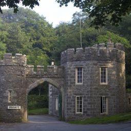 Caerhays Gatehouse