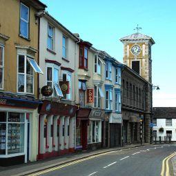 Commercial Street - Camborne