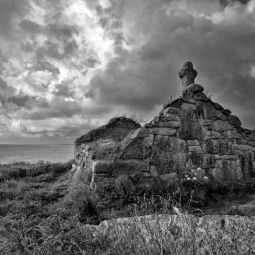 Cape Cornwall ruin