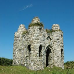 Castle-an-Dinas - Roger's Tower