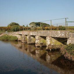 Clapper Bridge near Blisland
