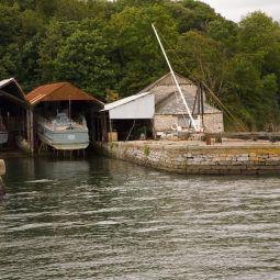Cremyll Shipyard