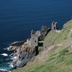 The Crowns Engine Houses - Botallack