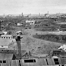 Dolcoath Mine 1890