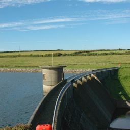 Drift Dam