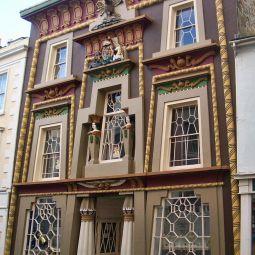 The Egyptian House, Penzance