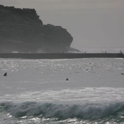 Sennen Evening Surf