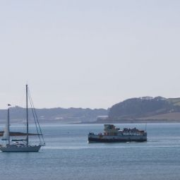 Fal Ferry - Carrick Roads