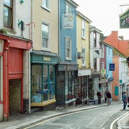 High Street - Falmouth