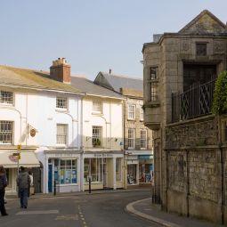 Arwenack Street - Falmouth