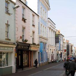Falmouth - Church Street