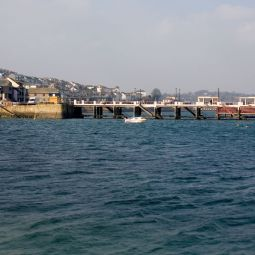Prince Of Wales Pier - Falmouth