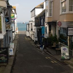 Quay Street - Falmouth