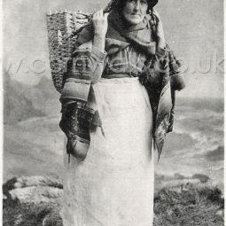 Cornish Fish Wife