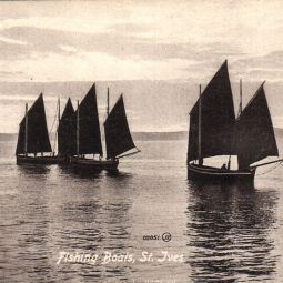 St Ives Luggers