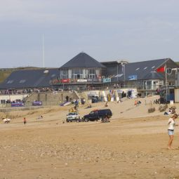 National Surfing Centre - Fistral Beach