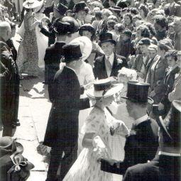 Helston Flora - Midday dance - 1950s