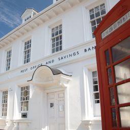 Fowey Post Office
