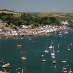 Fowey dog friendly