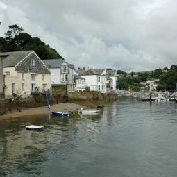 Fowey River Front