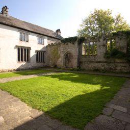 Godolphin House Courtyard