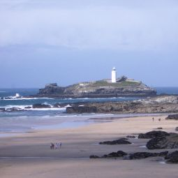 Godrevey Lighthouse - Hayle