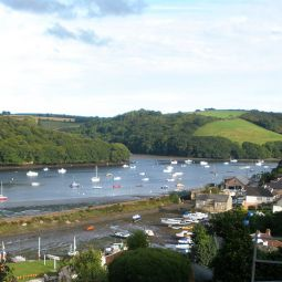 River Fowey at Golant