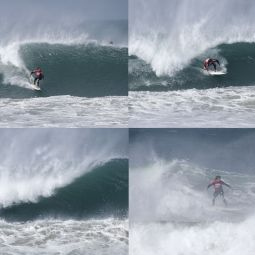 Fistral Barrel Sequence