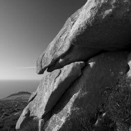 Wind Worn Granite