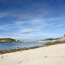 Great Par beach - Isles of Scilly