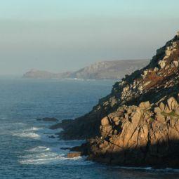 Down the Coast to Gurnards Head