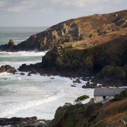 Gurnard's Head Cliffs