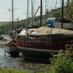 Gweek Quay Boatyard