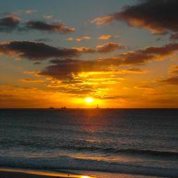 Gwenver Sunset