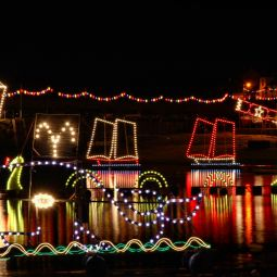 Mousehole Harbour Lights
