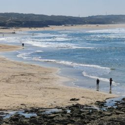 Hayle - Three miles of golden sand...