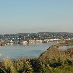 Hayle Harbour View