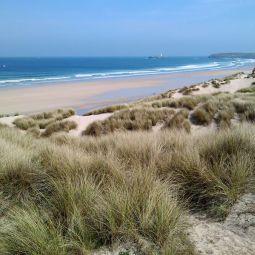 Hayle Towans Beach